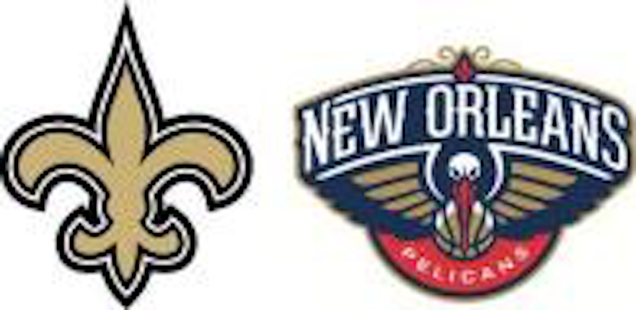 New Orleans Saints and Pelicans