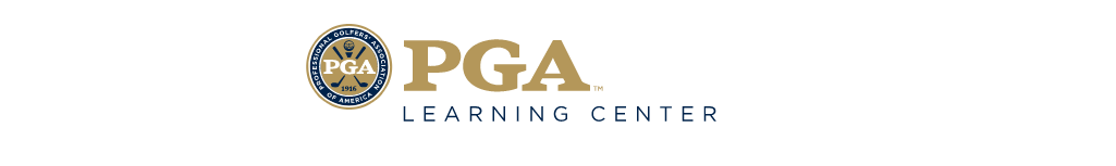 PGA Learning Centers